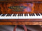 Phil recently worked on an antique Collard & Collard piano