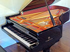 Phil's Yamaha S6 hand-crafted piano, available for professional concert hire